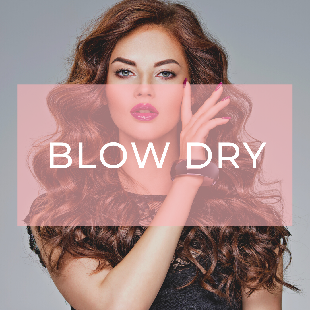 Treatments, Blowdrys and hair styling at Elysium Hair Brisbane