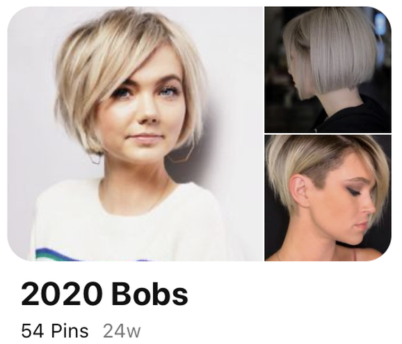 Bob and short haircut gallery for Elysium Hair Brisbane